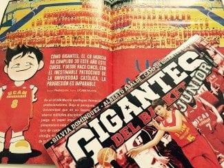Un club gigante. Cumple 30 años, igual que nuestra revista. ¡Conoce a UCAM Murcia en nuestro número de diciembre!