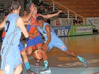 Baloncesto gallego junior: Estudiantes de Lugo 98-71 Sigaltec CLB Vilagarcía