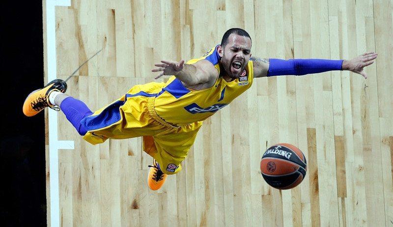 Golpe de timón del Maccabi: rescinde a Jordan Farmar. Llega Gal Mekel