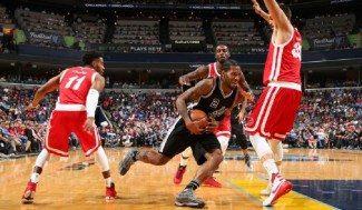 Kawhi Leonard acribilla a los Grizzlies con 7/9 triples. Los Spurs, lanzados (Vídeo)