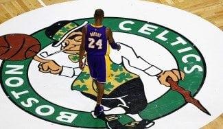 Kobe se despide de Boston a lo grande: pitos, ovaciones y triunfo con doble-doble (Vídeo)