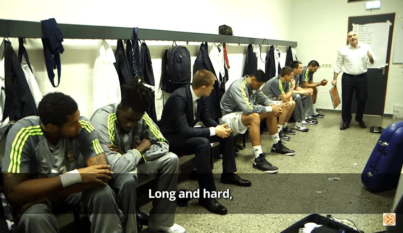 ¿Cómo prepara el Madrid una 'final' como la de hoy? Así lo hizo Laso en Múnich (Vídeo)