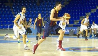 Marc García, la perla del Barça a la espera: «No quiero estar en la ACB por estar»