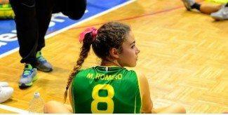 Gigantes Junior desea una pronta recuperación a María Romero, de Al-Qázeres