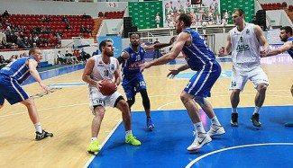 Dos ex ACB arrasan en Eurocup: triple doble de Quino Colom y 6 triples de Vasileiadis