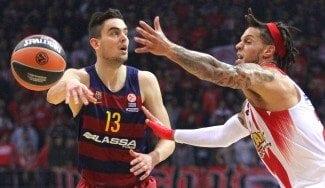 Otra pesadilla en El Pireo: el músculo del Olympiacos deja al Barça sin respuesta