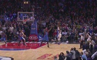 ¡Durantula! Tapón a Chris Paul para llevarse el triunfo del Staples ante los Clippers (Vídeo)