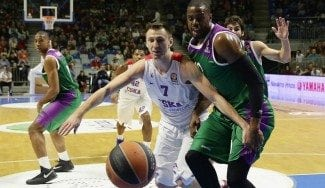 CSKA se venga de Unicaja, que evita a los otros españoles en Top16. Así quedan los grupos