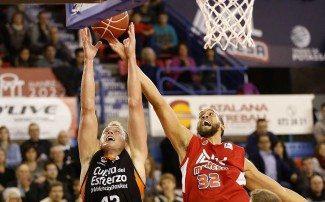 Valencia y Madrid ganan con autoridad. El Granca remonta en Murcia. Pérdida decisiva de Campazzo
