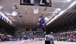 All-Star de Italia: Awudu Abass se lleva los mates vestido de Kobe Bryant (Vídeo)