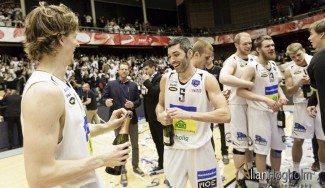Los españoles Carles Bivià e Israel Martín, campeones de la Copa Danesa (Vídeo)