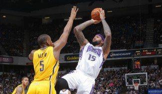 Cousins se reivindica ante los Pacers para ser All-Star: bate su récord anotador NBA (Vídeo)