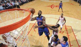 Drummond falla 23 tiros libres, brutal triple doble de Harden… y ganan los Pistons (Vídeos)