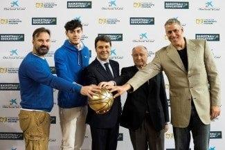 Presentación de 'Basketball is Education», la nueva Copa Colegial