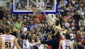 Vesely pide a gritos una segunda oportunidad NBA: 15+15+5 en su vuelta a Belgrado (Vídeo)