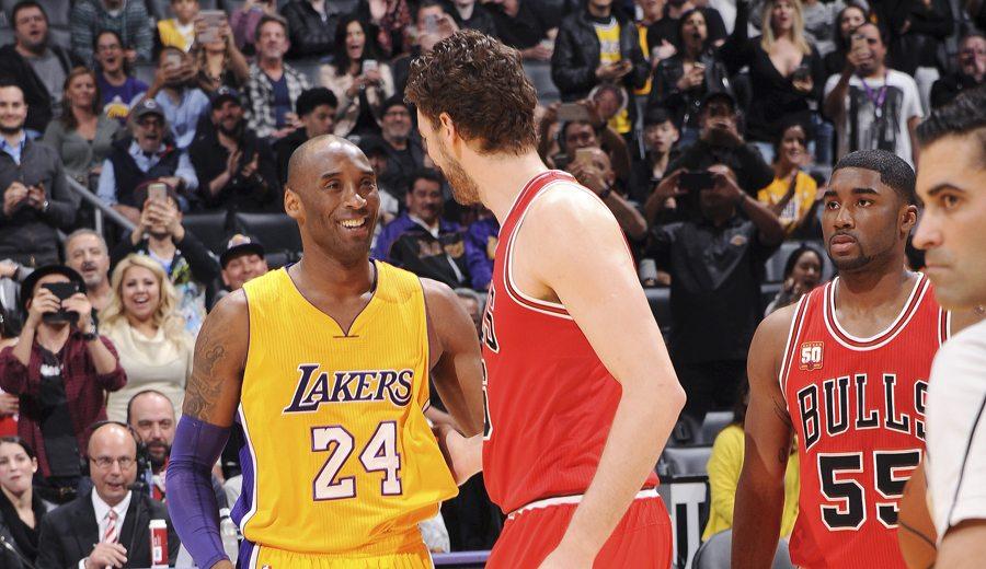 Kobe, sobre su «hermano» Pau: «Sin él hubiera sido imposible ganar más campeonatos» (Vídeo)