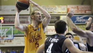 De primera ronda del draft de la NBA y ex ACB, a la LEB. El Navarra ficha a Yaroslav Korolev