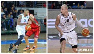 Los ex ACB, estrellas de la jornada en Turquía: Haislip (28 puntos) y Lampe (26) se salen