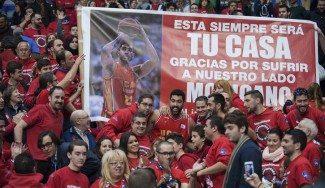 Augusto Lima se despide de Murcia en instagram. Llegará a Madrid la próxima semana