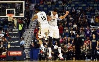 Los Pelicans sacan la cabeza. Anthony Davis fusila a los Pistons con 32 puntos (Vídeo)