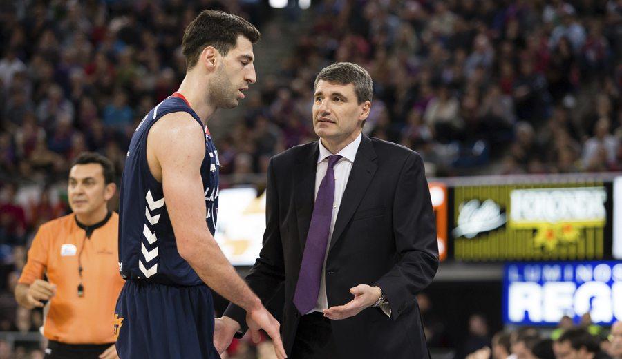 """Perasovic: """"Ahora estoy acojonado pensando en el partido con Olympiacos"""""""