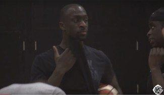 Está en forma: el retirado Mensah-Bonsu se luce en el entreno de London Lions (Vídeo)