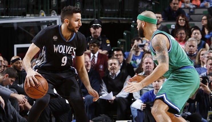 No diga prórroga, diga Mavs. Los Wolves y Ricky se diluyen en Dallas (Vídeo)