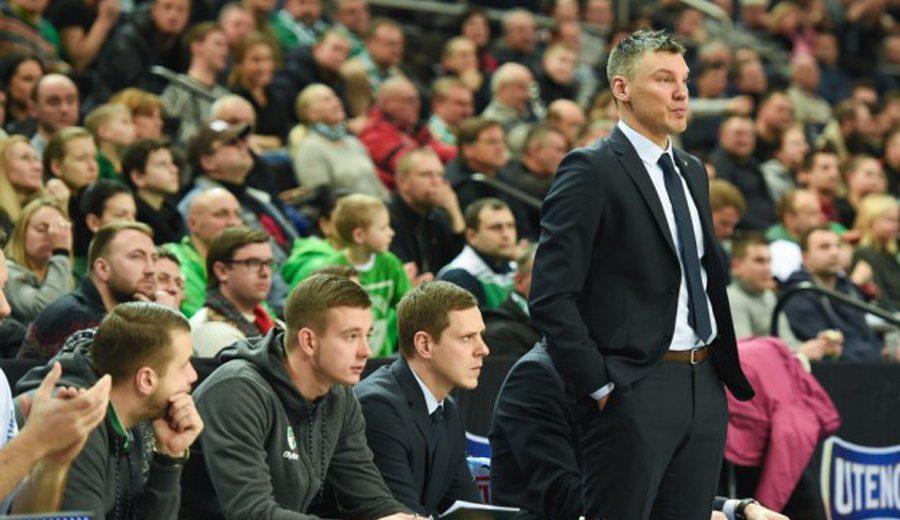 """Jasikevicius: """"Jugar una competición FIBA es retroceder 20 años. Absurdo"""""""