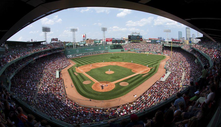 ¿NBA al aire libre? Los Celtics quieren jugar en el estadio de los Red Sox de béisbol