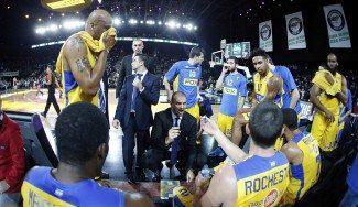 Eurocup: 53 faltas en el Nizhny-Maccabi. ¡Hasta Tabak 'cobra'! (Vídeo)