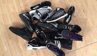 Los Kings recogen zapatillas para constuir su nuevo pabellón
