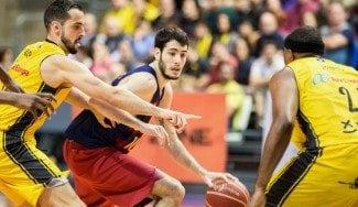 Infalible en triples, Abrines lidera al Barça. Y el Unicaja gana al Obra pero perdona puntos
