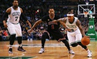 Los Bulls caen en Boston. Rose y Butler anotan pero no lideran (Vídeo)
