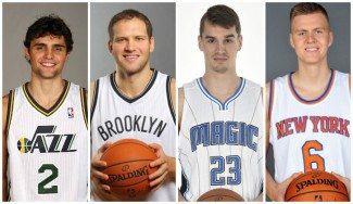 Cuatro ex ACB, juntos en el All-Star de la NBA: Neto, Bogdanovic, Hezonja y Porzingis