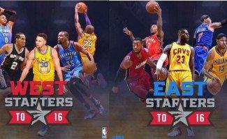 Los 10 elegidos: las mejores jugadas de los titulares del All-Star NBA (Vídeos)