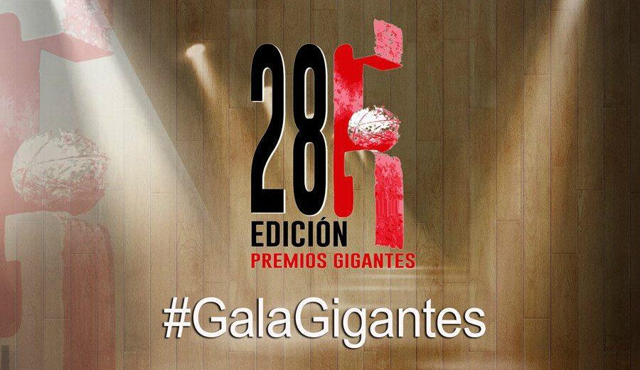 No te pierdas ningún detalle: sigue en directo la Gala de los Premios Gigantes