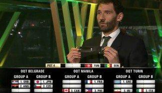 Preolímpico masculino: las 'NBA' Francia y Canadá lucharán por un puesto en Filipinas