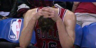 Gasol, frustrado, no puede impedir el festival de Horford. Fin a la racha de los Bulls (Vídeo)