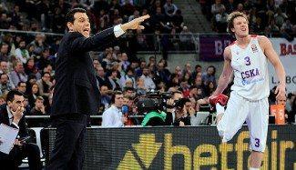 «Ha sido lucha libre». Itoudis raja del arbitraje al CSKA en Vitoria y Perasovic le replica