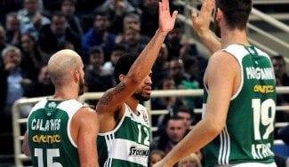 Jamar Smith sostiene al Unicaja pero Feldeine decide para el Panathinaikos (Vídeo)