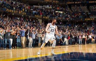 Cumpleaños feliz para Marc. Los Grizzlies despegan: 8 victorias en 10 partidos (Vídeo)