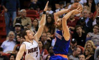 ¿Será 2016 el año de la resurrección de los Knicks? Brillante triunfo en Miami (Vídeo)