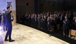 Muy emotivo: gran ovación a Kyle Kuric en la Gala de los Premios Gigantes (Vídeo)