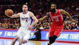 Imparable: Redick mete nueve triples para  40 puntos a los Rockets. ¡Que muñeca! (Video)