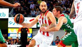 El Olympiacos sale invicto del Buesa Arena: Spanoulis lidera la victoria sobre el Baskonia