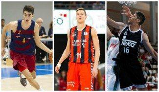 Vila, Sedekerskis y Dos Anjos, canteranos ACB elegidos para un campus del All-Star NBA