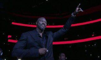 Leyenda y talismán. Los Pistons retiran el número de Ben Wallace y ganan… ¡A Warriors!