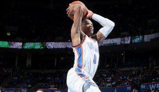 Ricky sufre la voracidad de Westbrook: triple doble ante unos Wolves a la deriva (Vídeo)