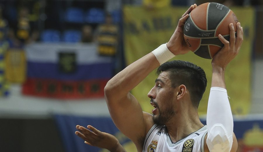 Ayón, MVP Euroliga por su recital ante el Khimki. Decisivo cuando más hay en juego (Vídeo)