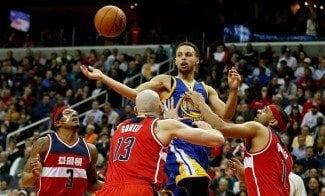 Lo último de Curry: ¡¡51 puntos con 11 triples en Washington!! (Vídeo)